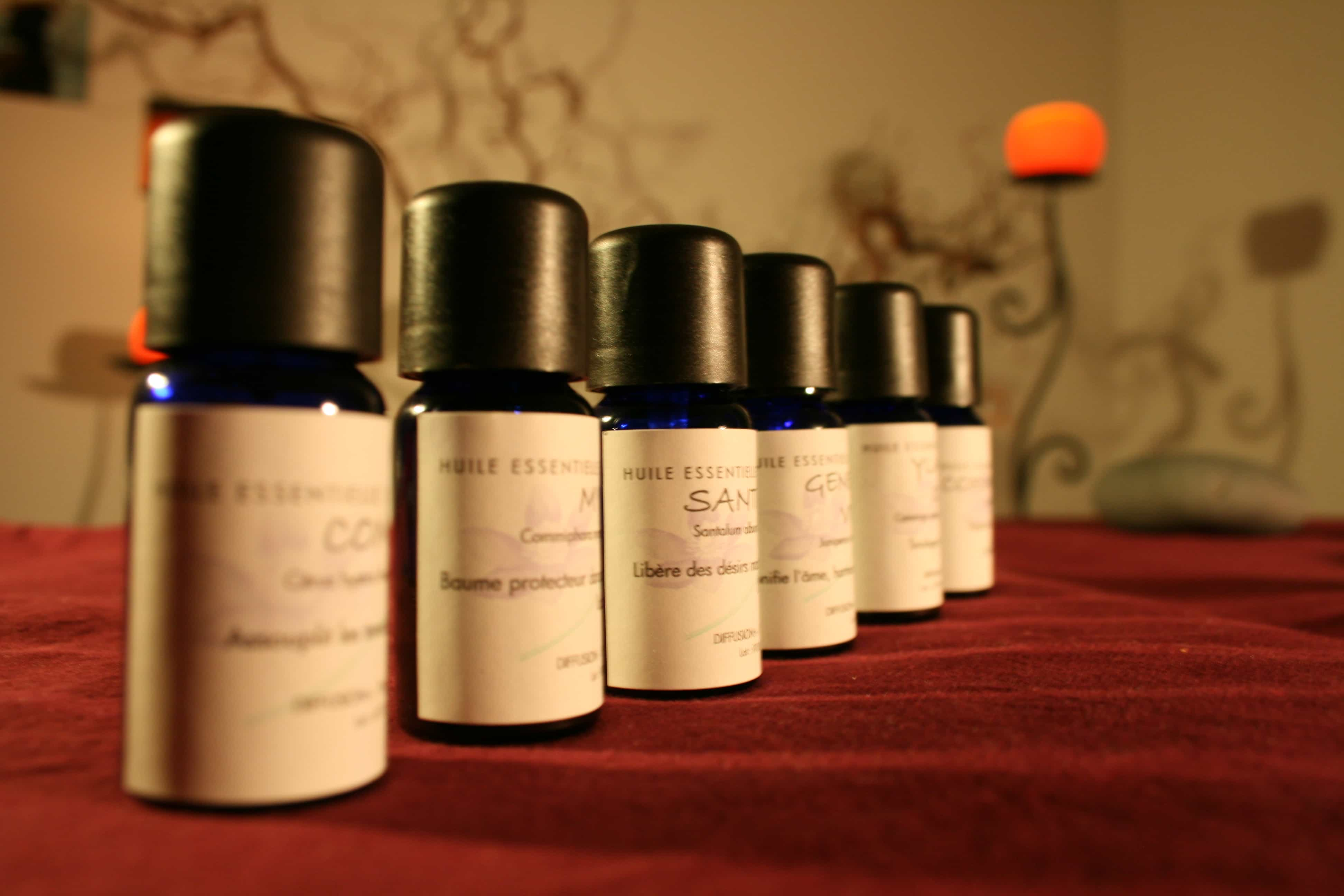 Une huile essentielle «Essentielle»!