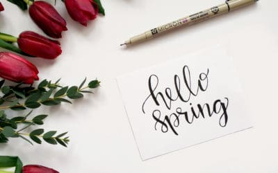 Enfin le printemps !