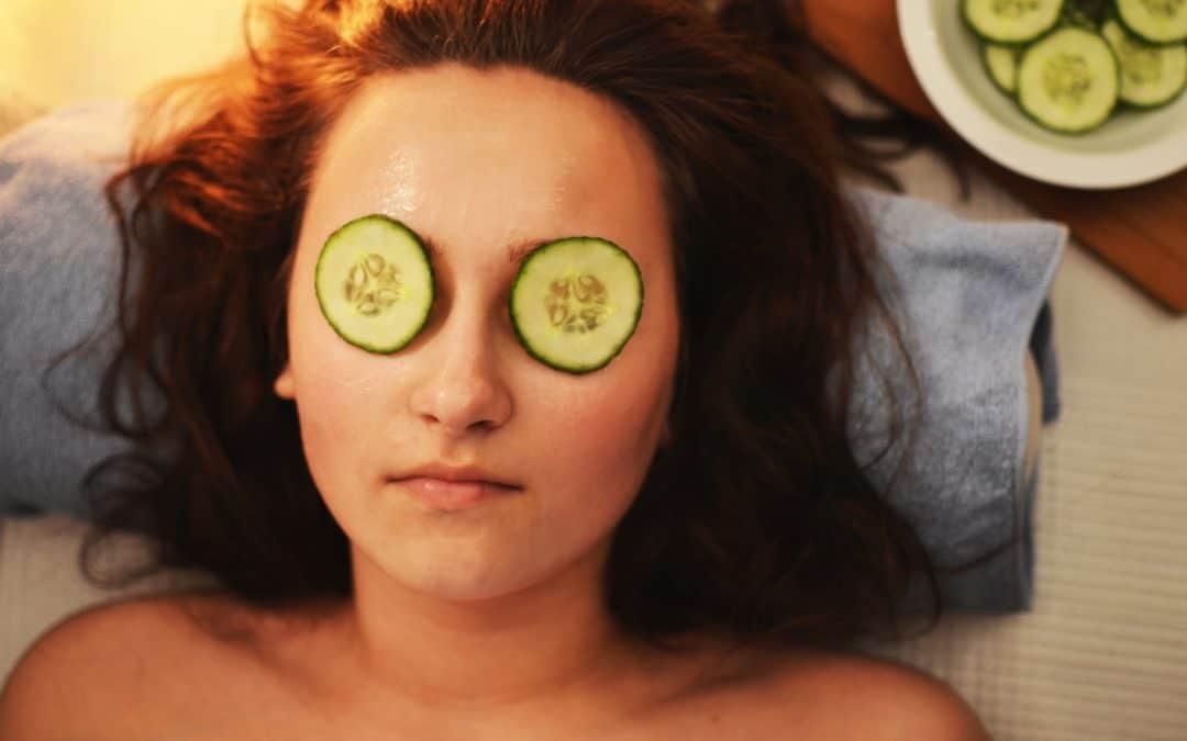 Soin visage : Douceur d'été