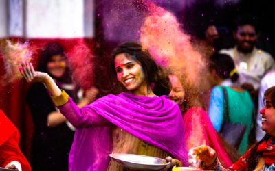 De l'éclat venu d'Inde pour le visage …