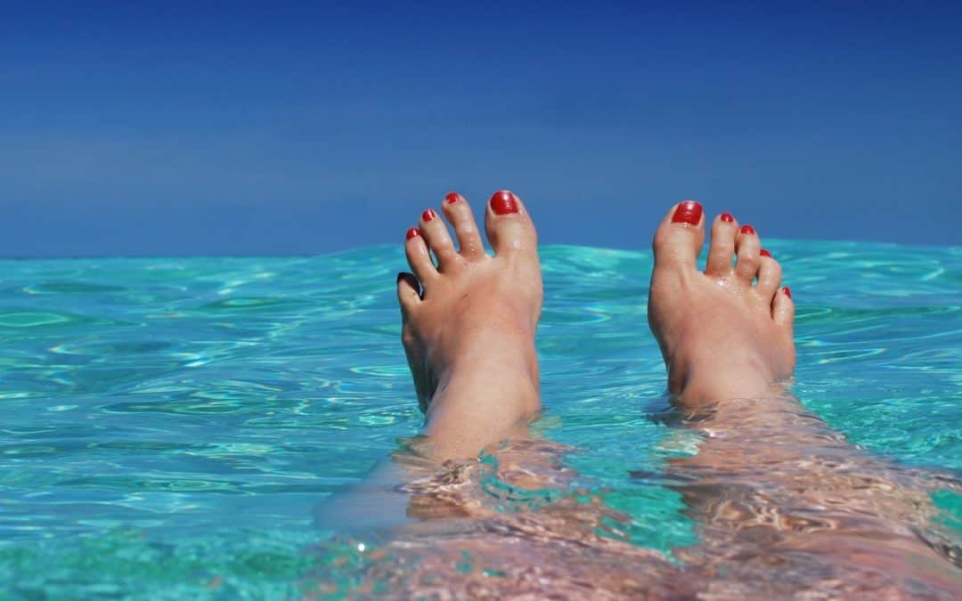 L'été c'est le pied !