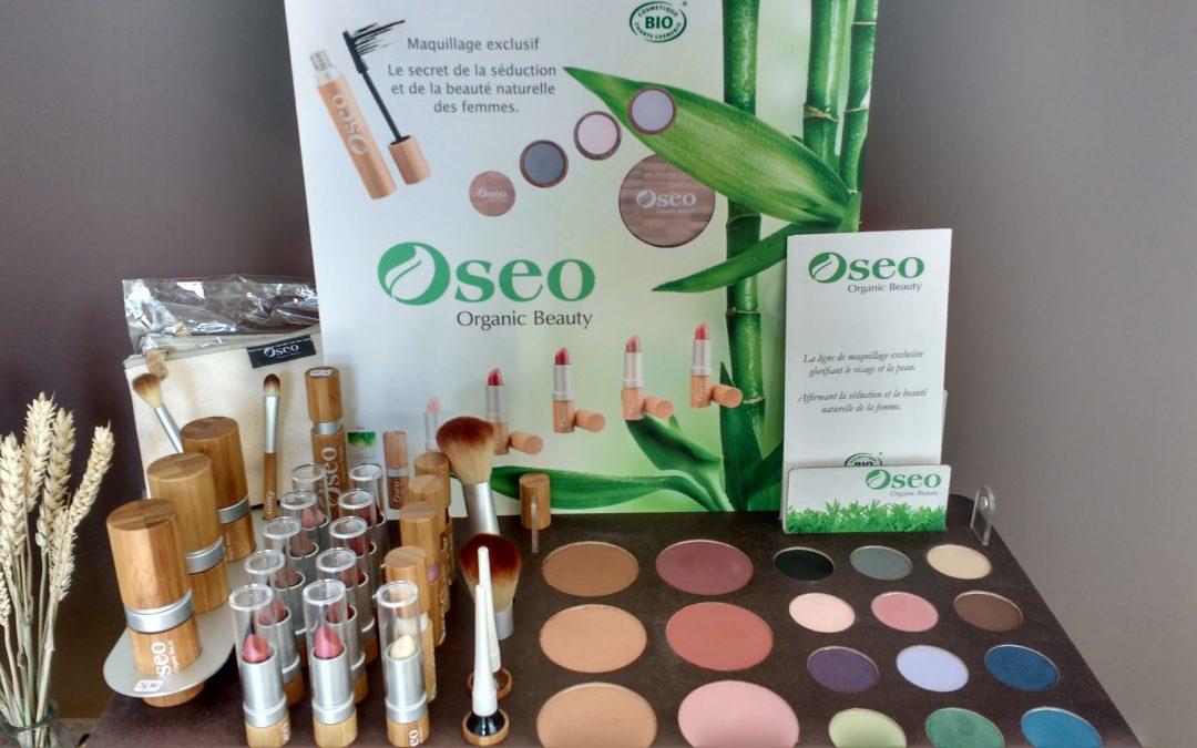 Le Maquillage Suisse et Bio Oseo fait son entrée !
