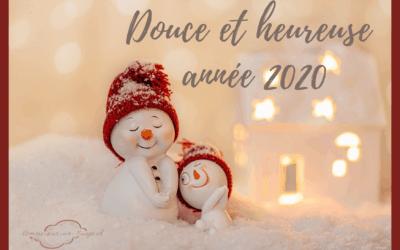 Merci pour cette belle année à vos côtés.